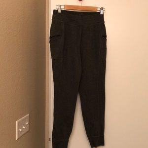 Women's charcoal grey pants